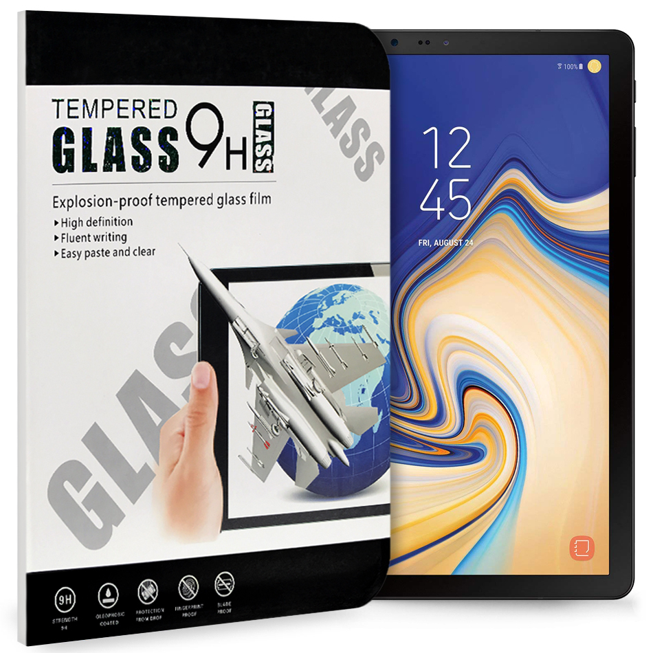 Tempered Glass Screen Protector - Samsung Galaxy Tab S4 10 5